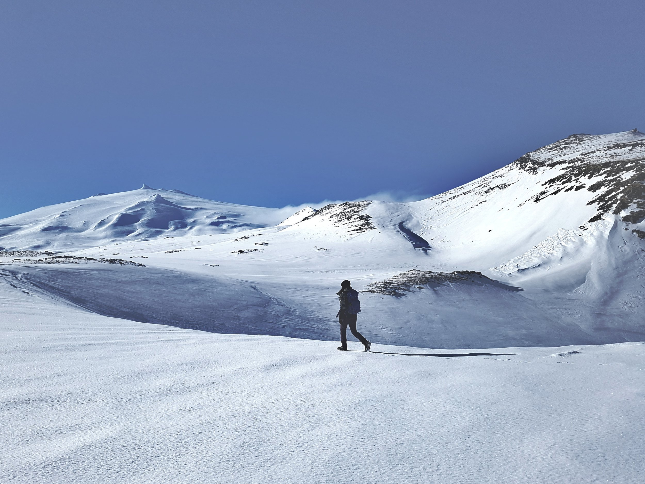 snæfellsnes mountain hike moments