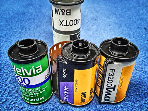 Film Processing — Replicolor Photo Lab