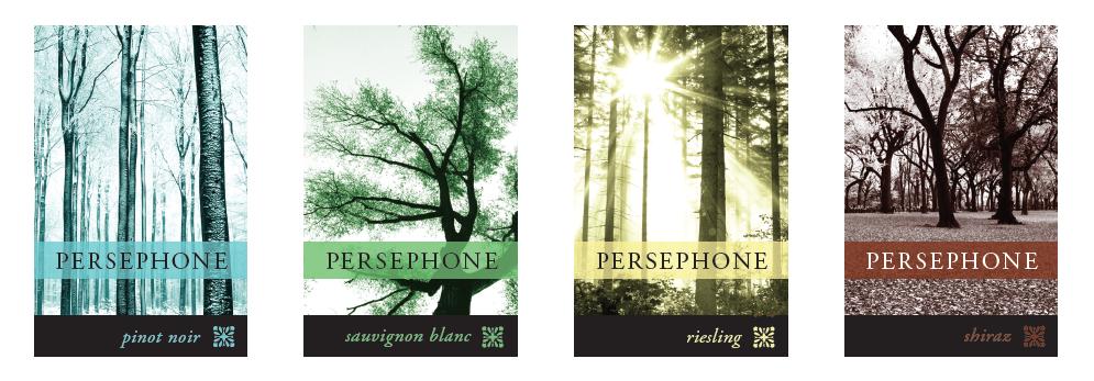 Persephone Labels