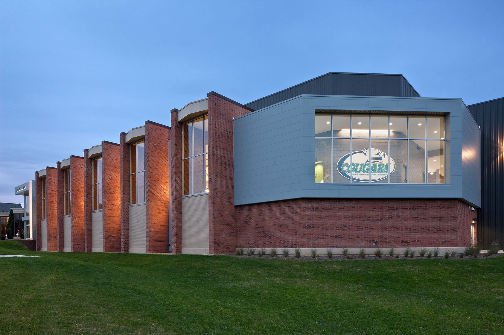 Mount Vernon Nazarene University >> Recreation Mount Vernon Nazarene University Ariel Arena
