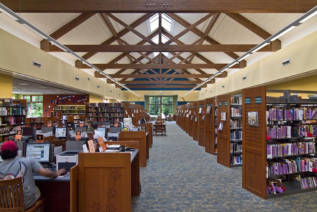 Cuyahoga County Public Library Brecksville Branch Renovation - Brecksville, Ohio