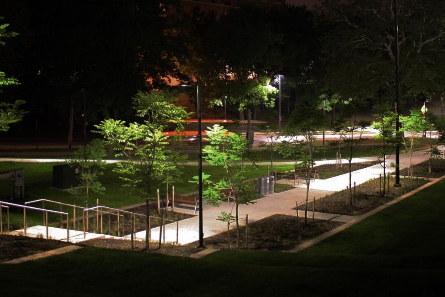 Nord Family Greenway - Case Western Reserve UniversityCleveland, Ohio