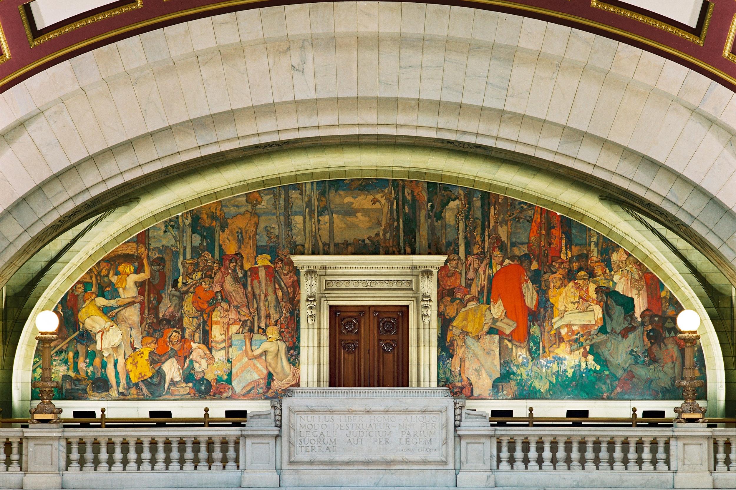 Cuyahoga County Courthouse - Cleveland,Ohio