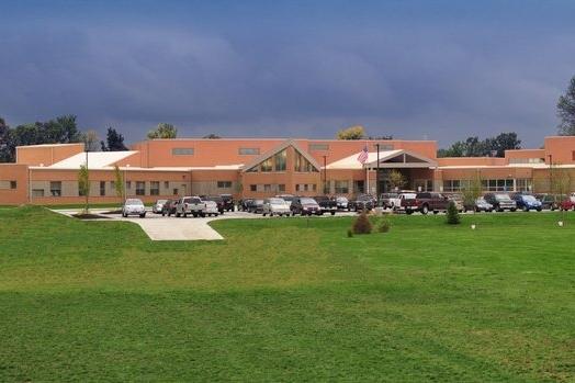 Liberty Union Thurston Middle School  - Baltimore, Ohio
