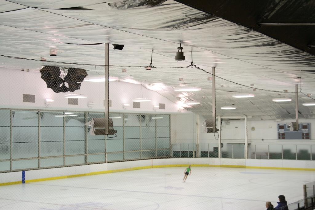 Winterhurst Ice Rink - Lakewood, Ohio