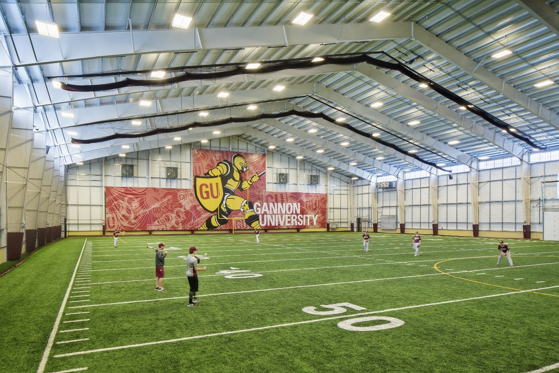 Gannon University Carneval Student Recreation Center - Erie, Pennsylvania