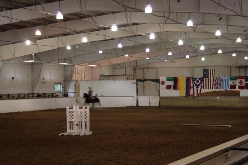 Lake Erie College Equestrian Center - Concord, Ohio