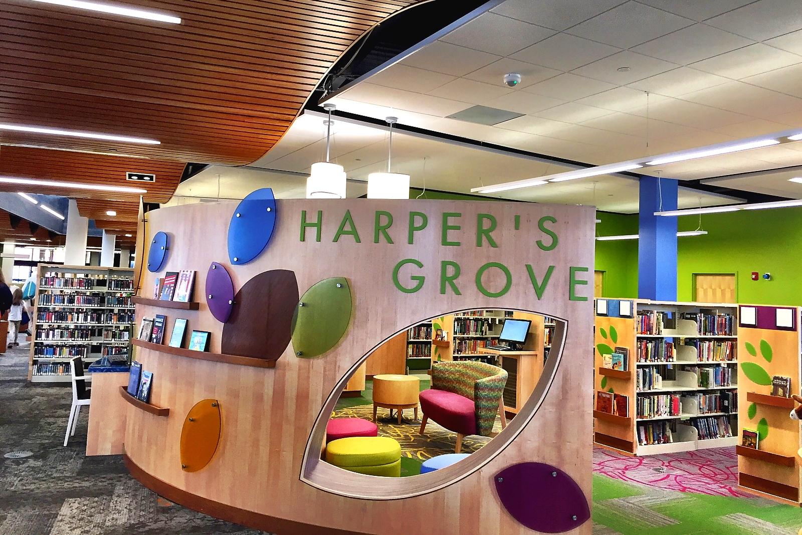 Grove City Library - Grove City, Ohio
