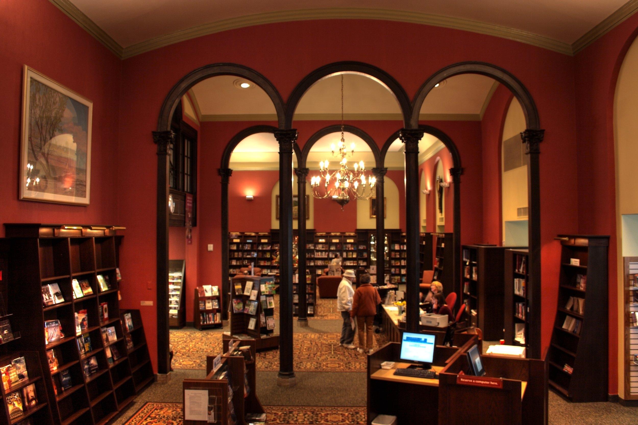 Rocky River Public Library - Rocky River, Ohio