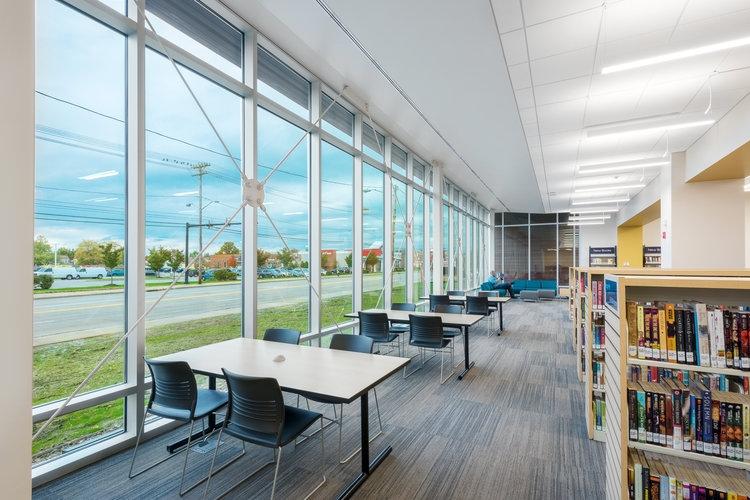 University Heights Library - University Heights, Ohio