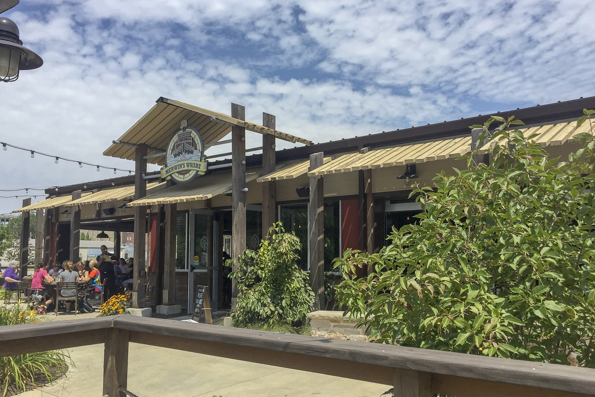 Cleveland Metroparks | Merwin's Wharf - Cleveland, Ohio