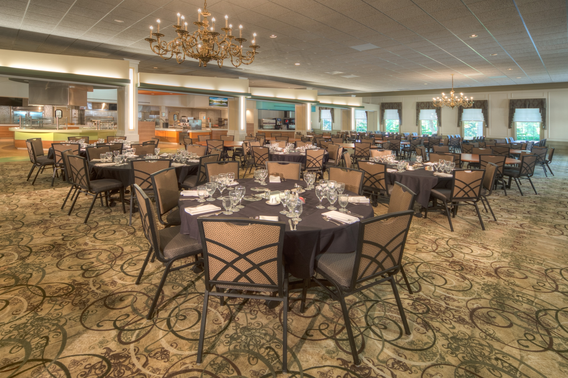Hanover College | Dining Hall - Hanover, Indiana