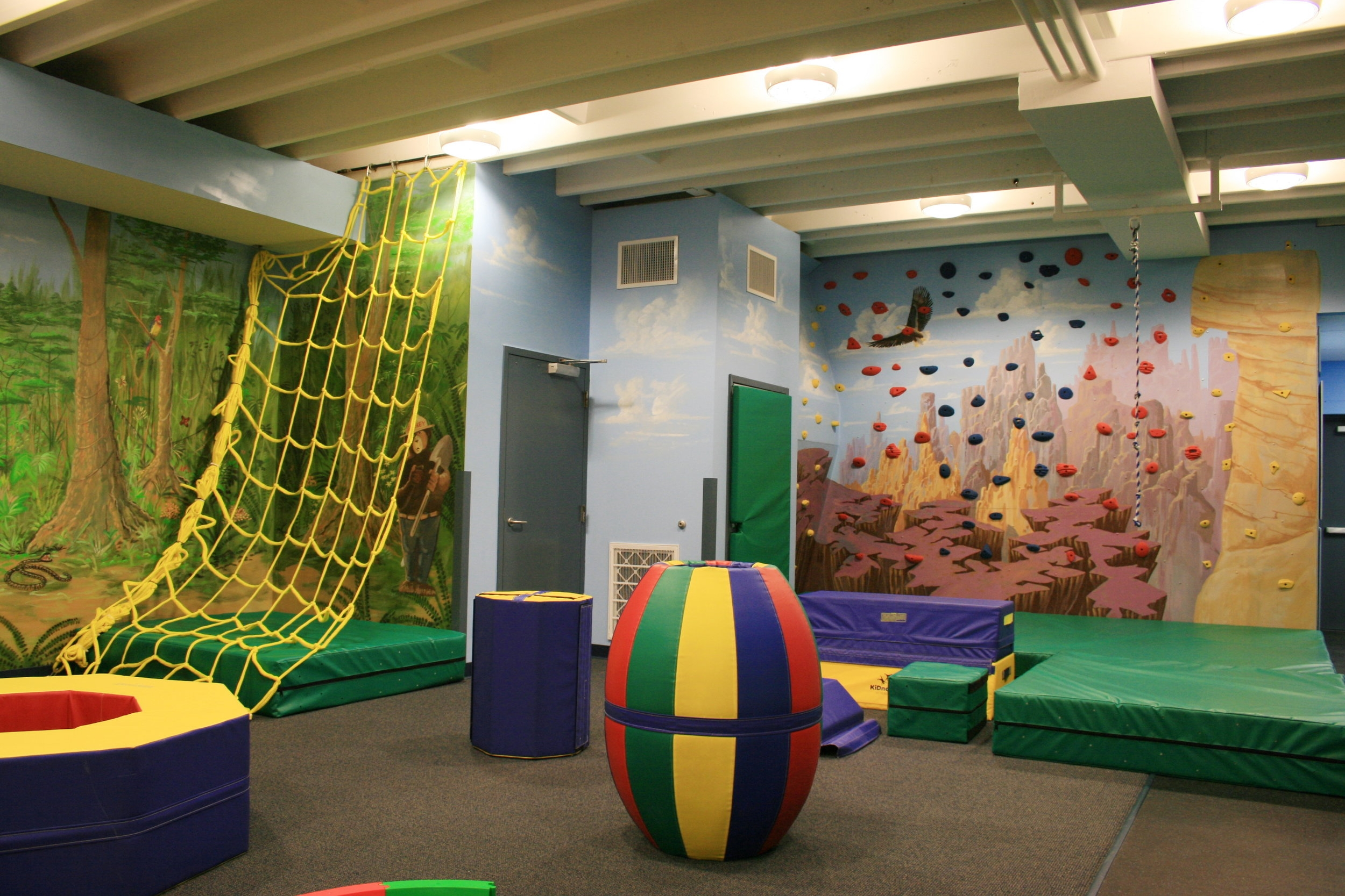 Central Branch Renovations - Lake County YMCAPainesville, Ohio