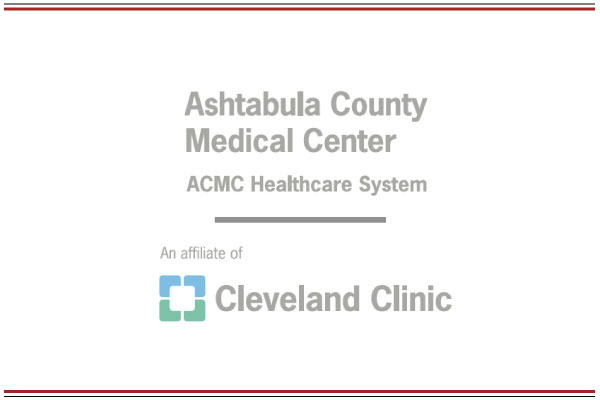 Ashtabula County Medical Center - Ashtabula, Ohio