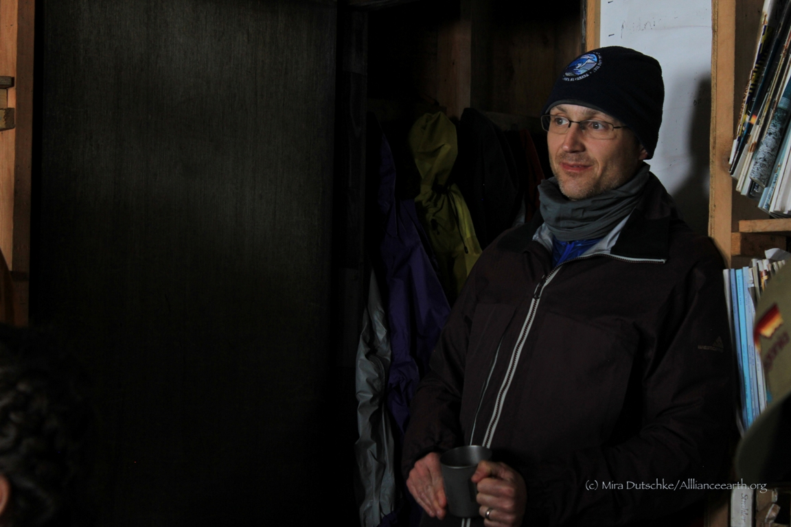 Dr. Anthony Arendt. Photo: Mira Dutschke