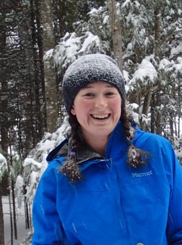 ANNIE BOUCHER - Field Staff & Science Communications Lead