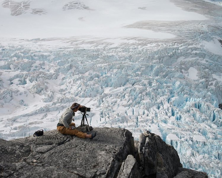 Student Storytelling Fellowship Information — Juneau Icefield