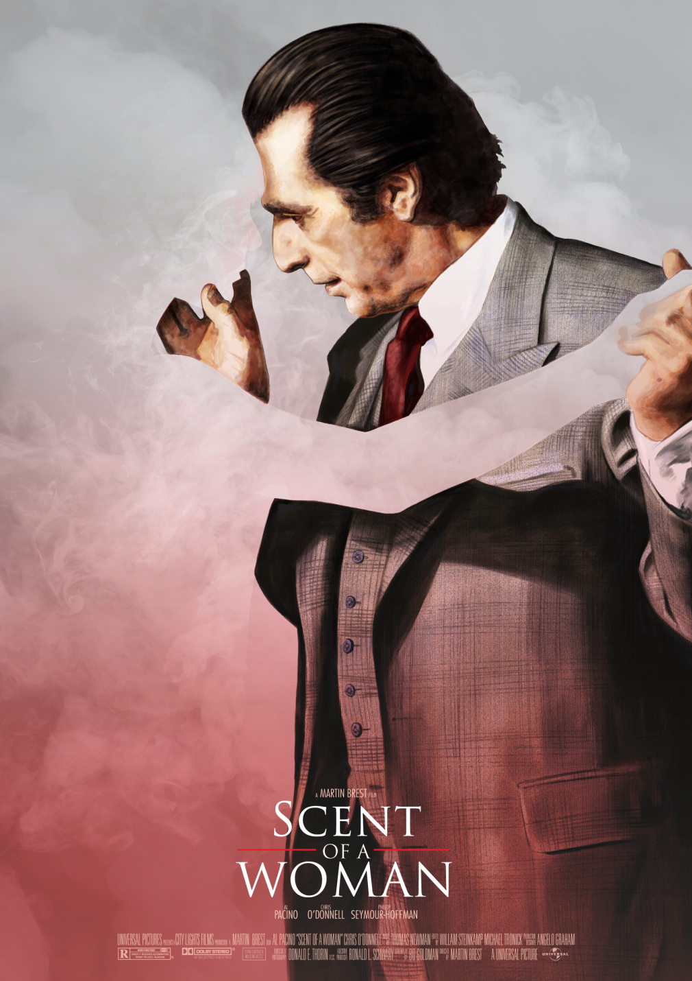 Scent Of A Woman Poster Ben Toupein