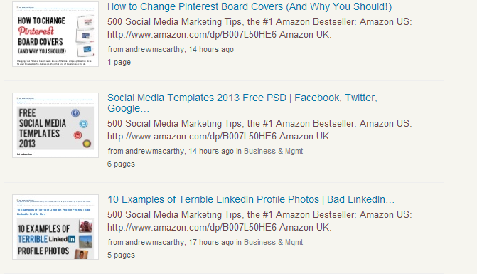 slideshare tips — Social Media Tips, Social Media Marketing