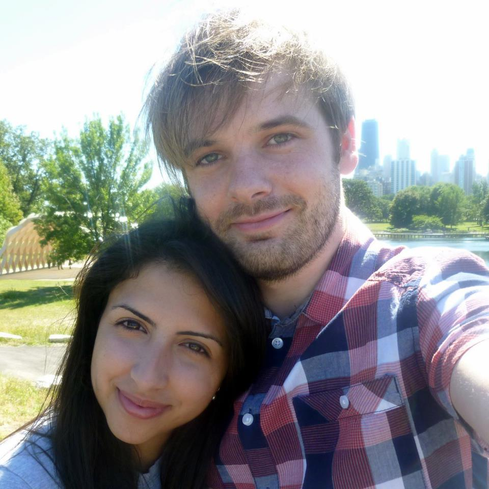 Me and my wife :)