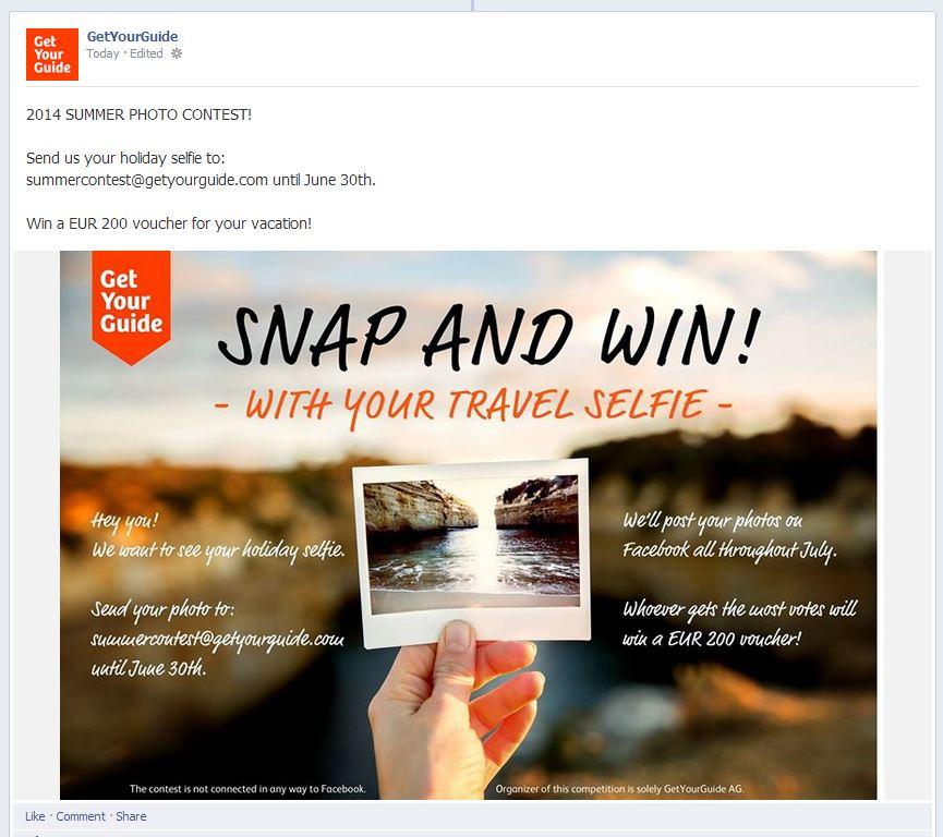 5 Inventive Selfie Contest Ideas for Social Media Marketing