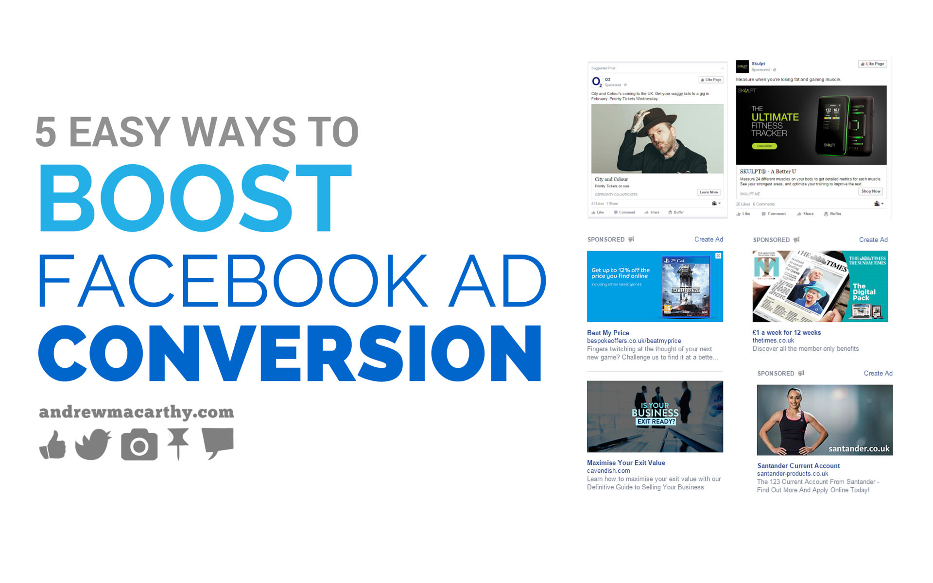 5 One-Minute Strategies to Boost Your Facebook Ad Conversions And Increase Sales