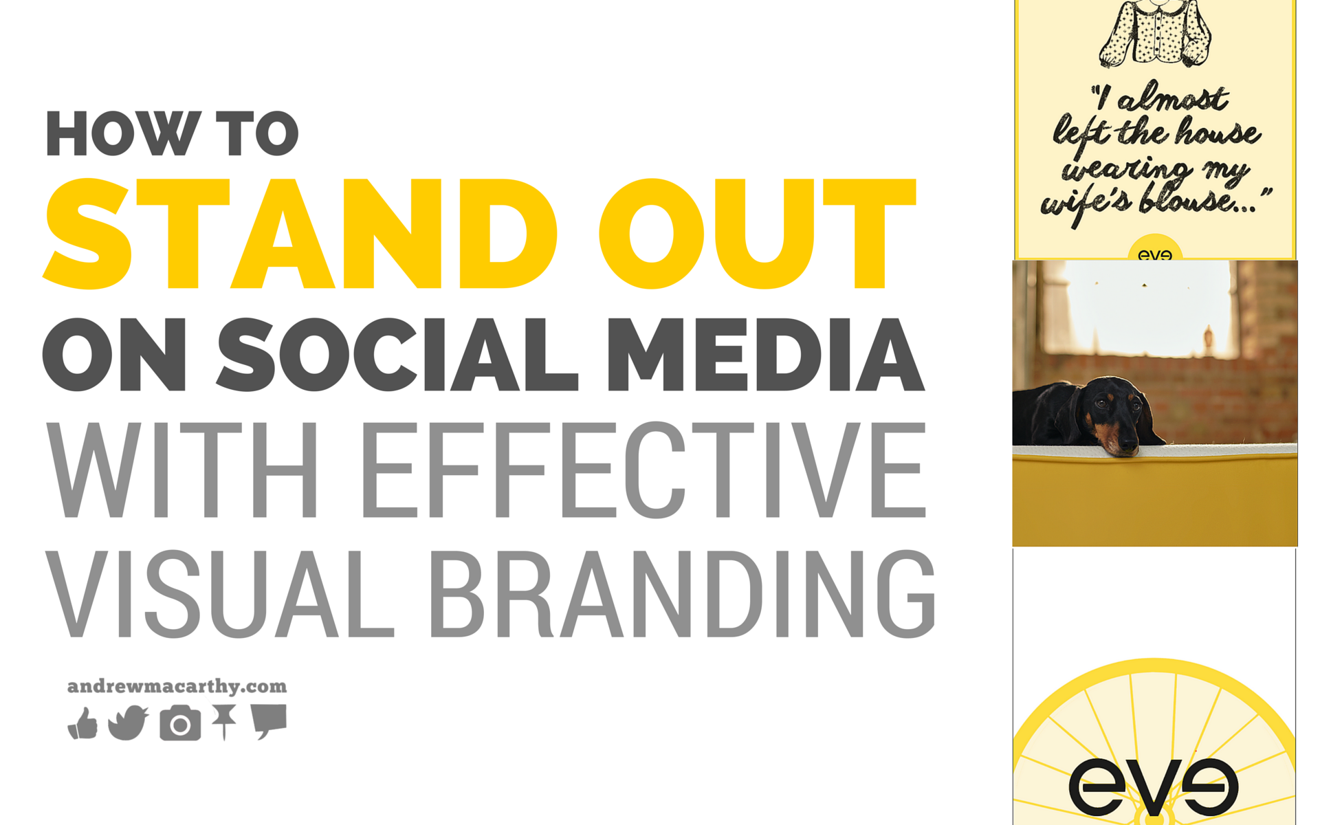How to STAND OUT on Social Media With Effective Visual Branding (Eve Mattresses Case Study)How to STAND OUT on Social Media With Effective Visual Branding (Eve Mattresses Case Study)