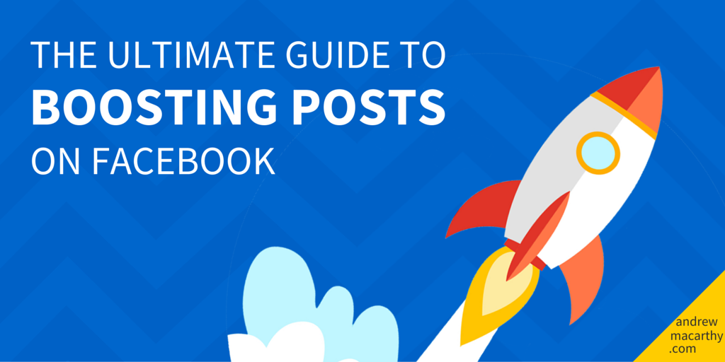 The Ultimate Guide to Boosting Posts on Facebook: Strategy, Targeting, and Budgeting