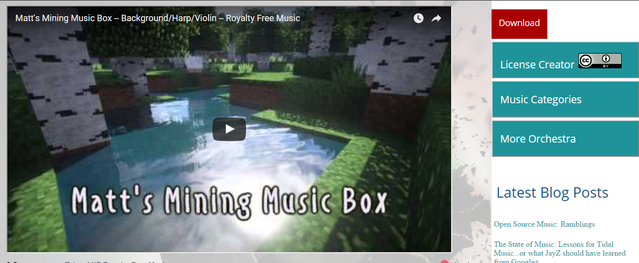 The 6 Best Sites to Download Royalty Free Music For YouTube