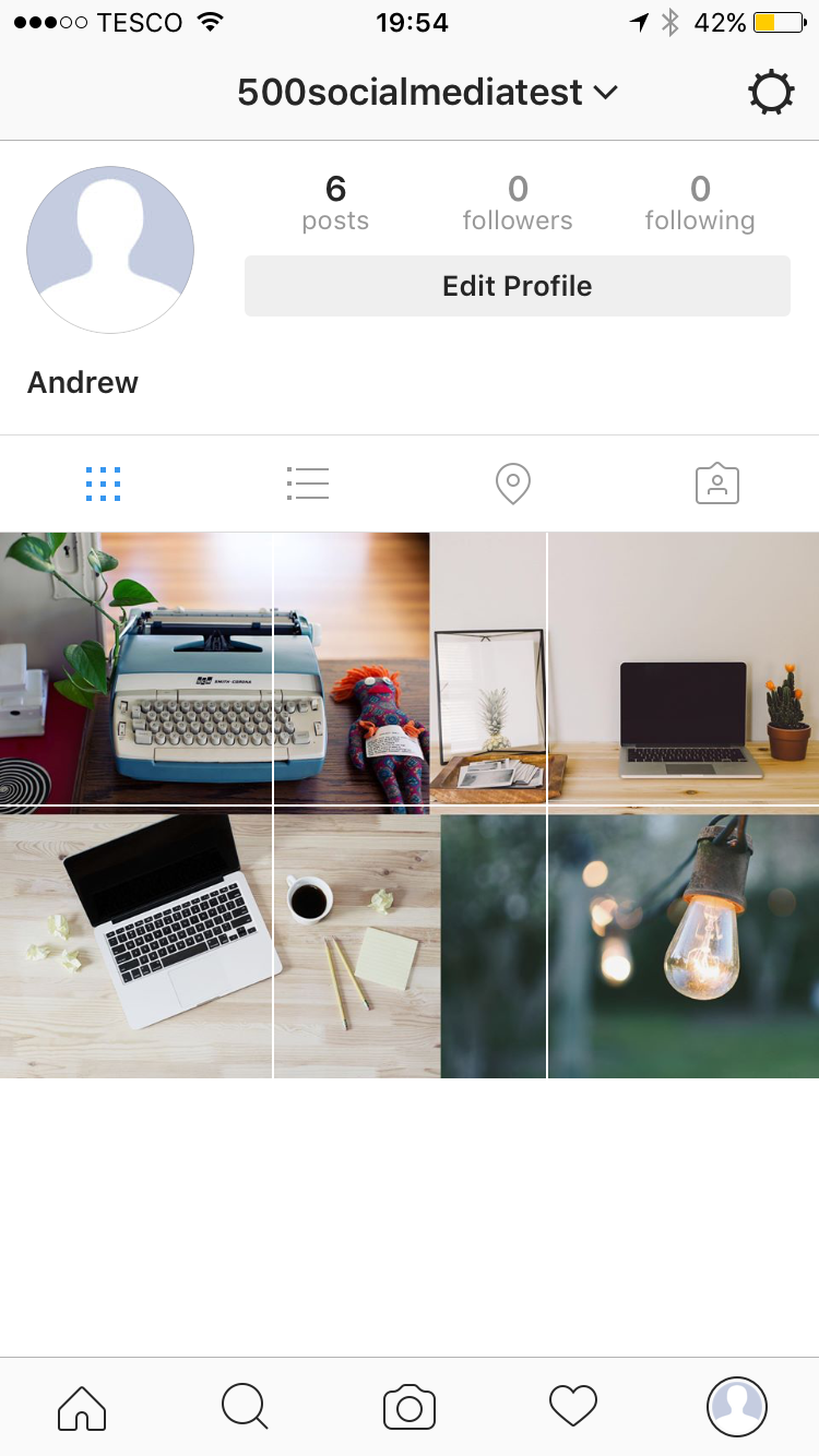 How to Make A Stunning Seamless Instagram Photo Feed (Free