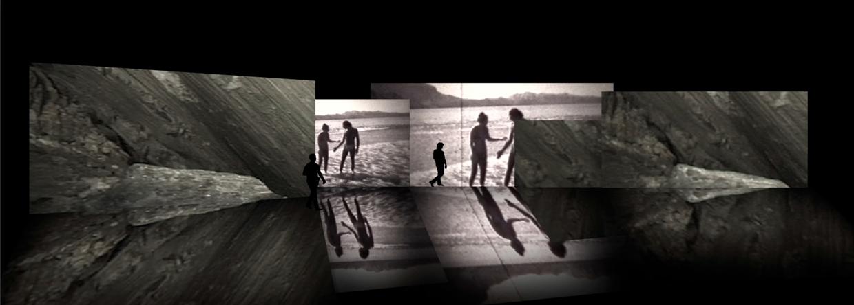 """Prelude..."" 2013. Multi-screen Video Installation. Variable Dimensions."