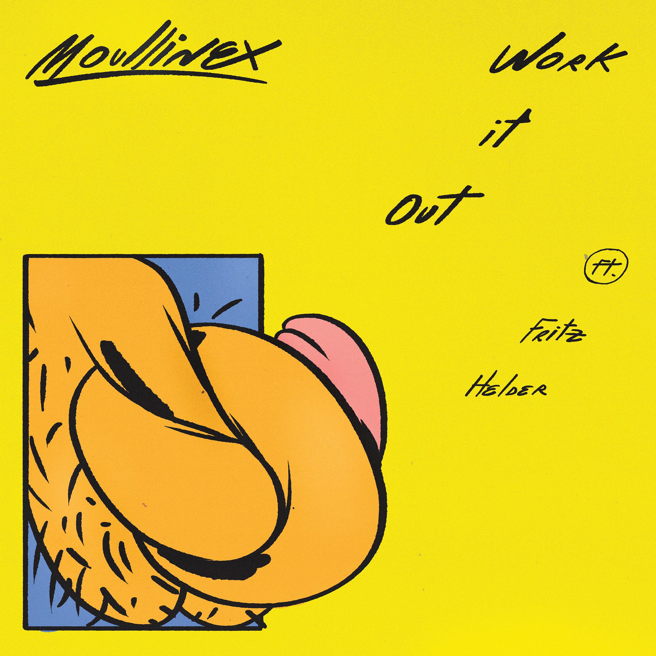 DT078: Moullinex - Work It Out feat. Fritz Helder