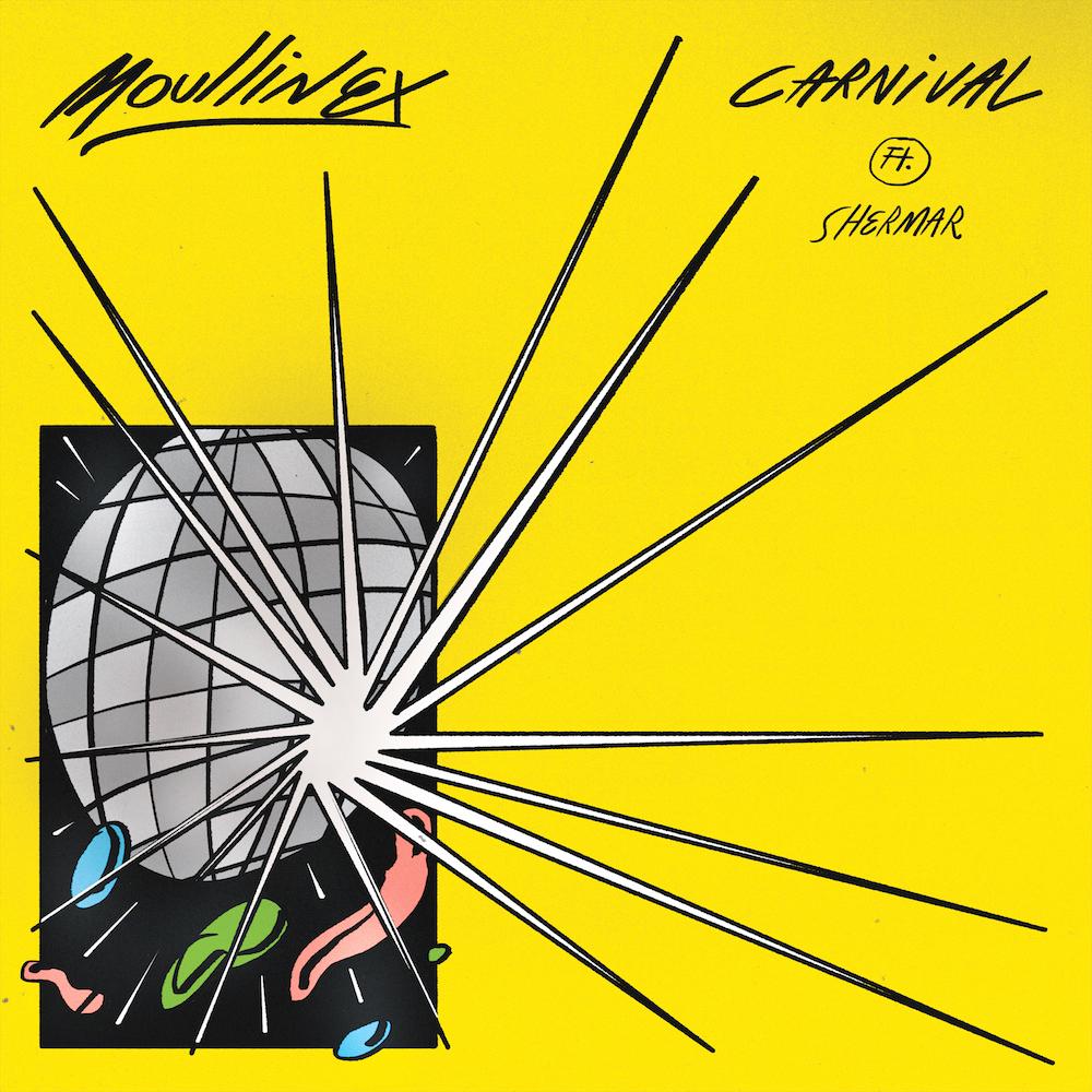 DT079: Moullinex - Carnival ft. Shermar