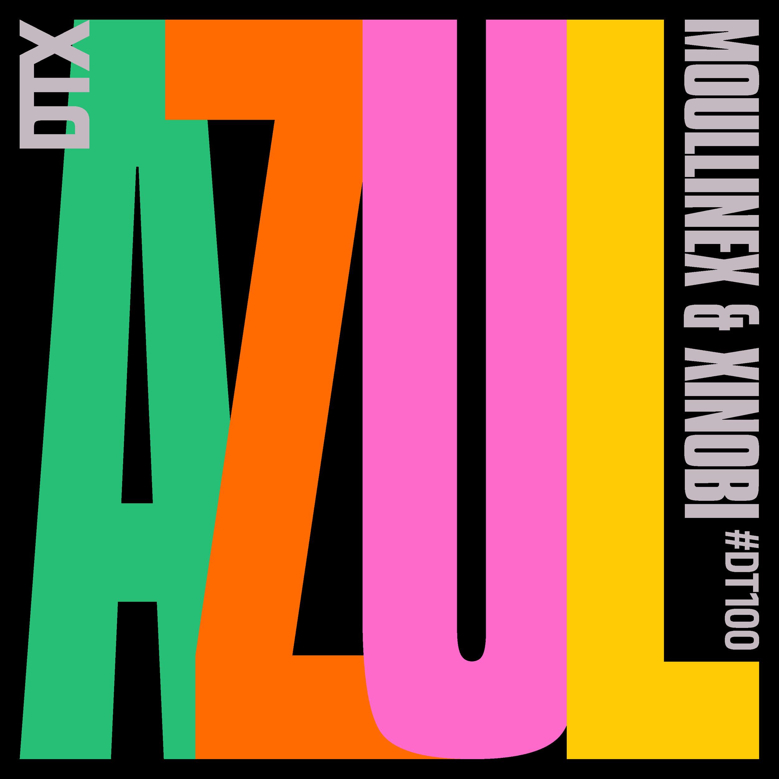 Moullinex & Xinobi - AZUL