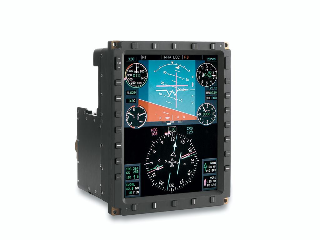 Barco MFD-681