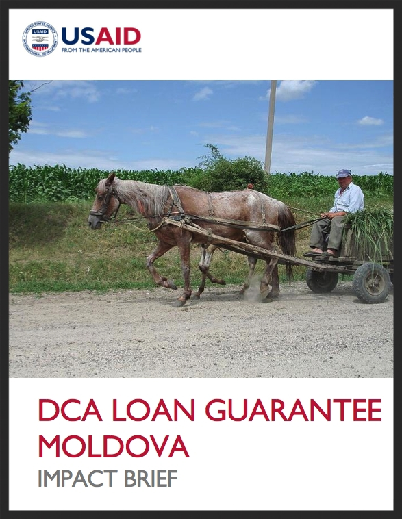 Moldova Impact Brief
