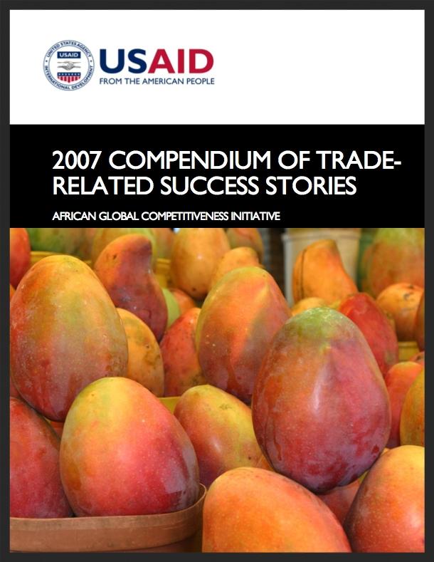 Success Stories Compendium - 2008