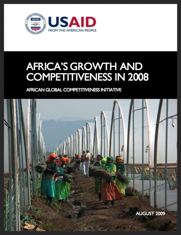 AGCI Report: 2008