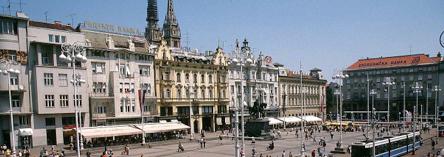 Zagreb, CROATIA - May 2006