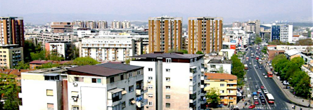 Skopje, MACEDONIA - May 2007