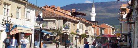 Skopje, MACEDONIA - September 2007