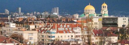 Sofia, BULGARIA - October 2009