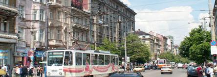Sofia, BULGARIA - October 2010
