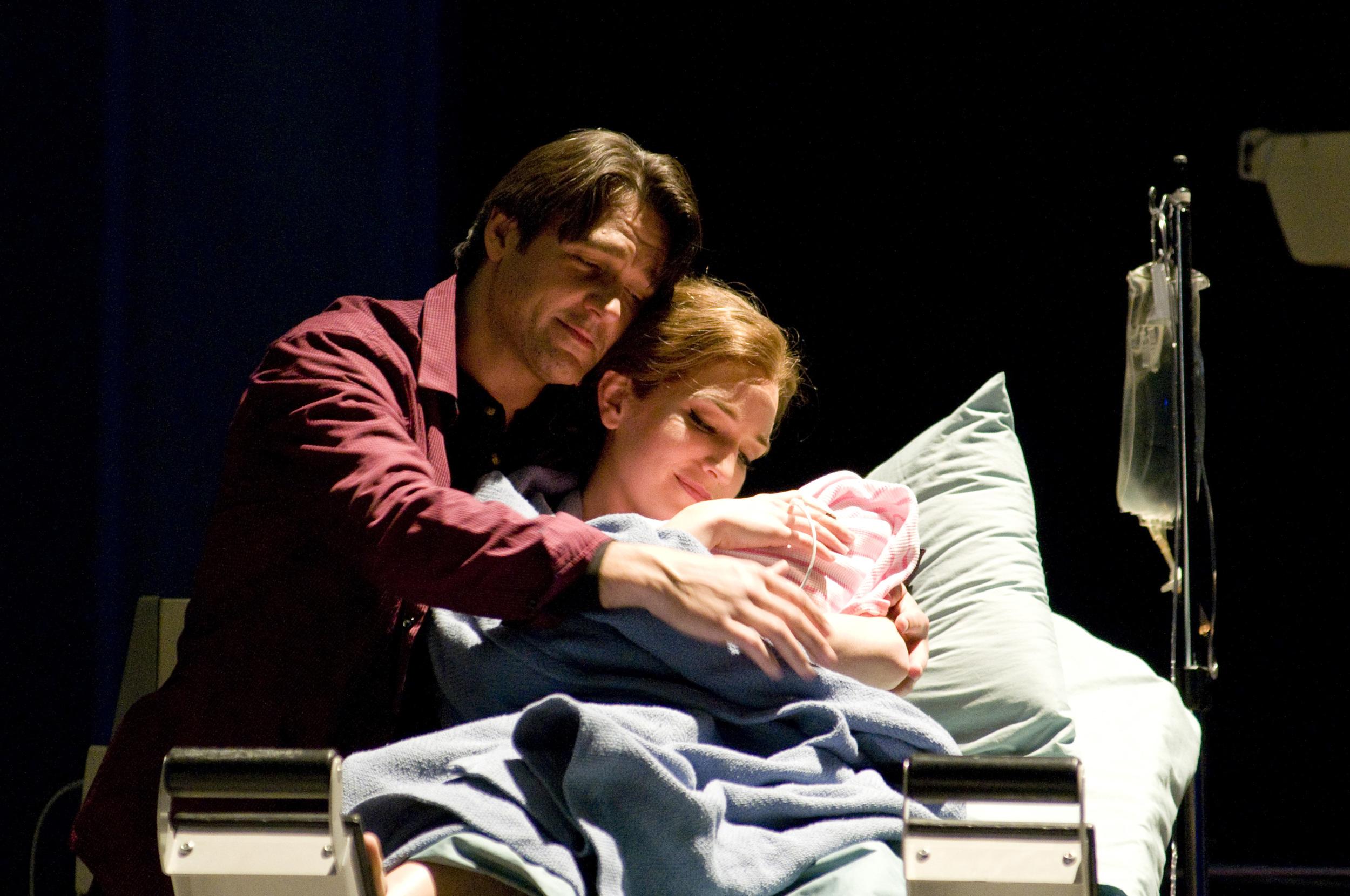 Amelia with Nathan Gunn
