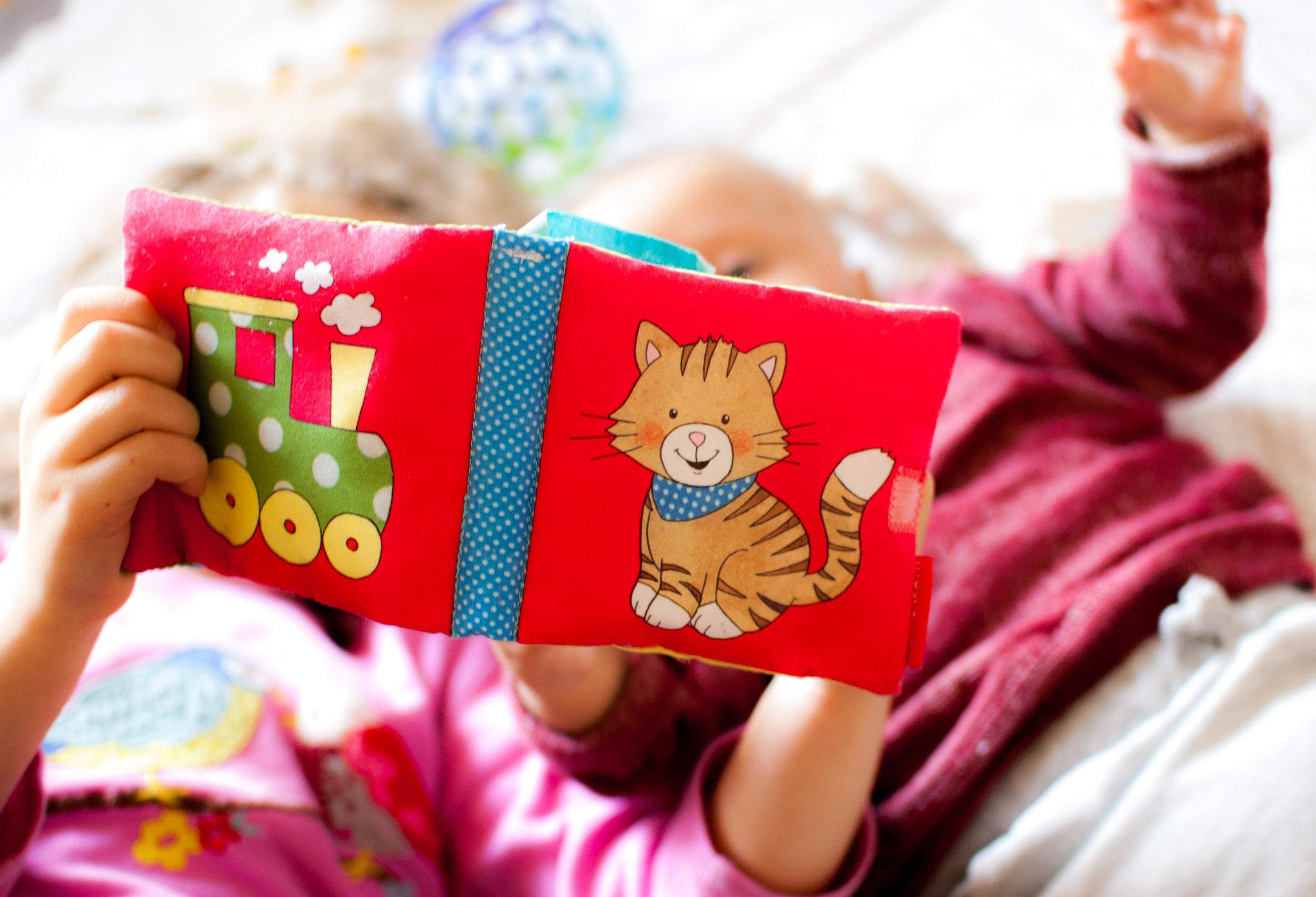 """Praxistest - """"Mein Liebstes Knisterbuch - Miau"""""""