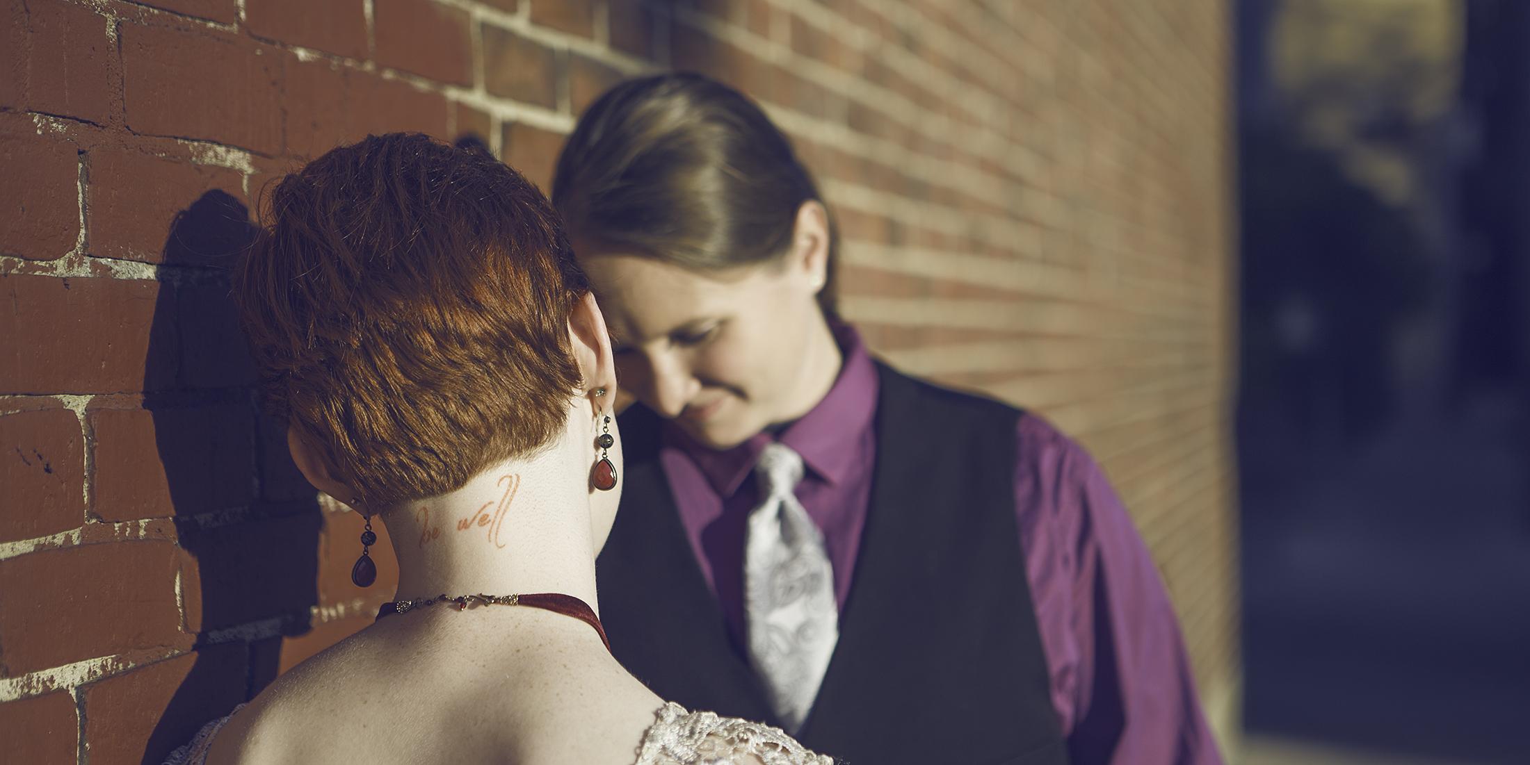 A Bostonian Wedding. And Bowling.