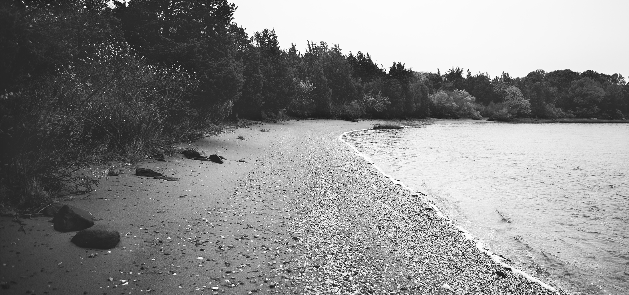 Cold and deserted beach. Part 248.