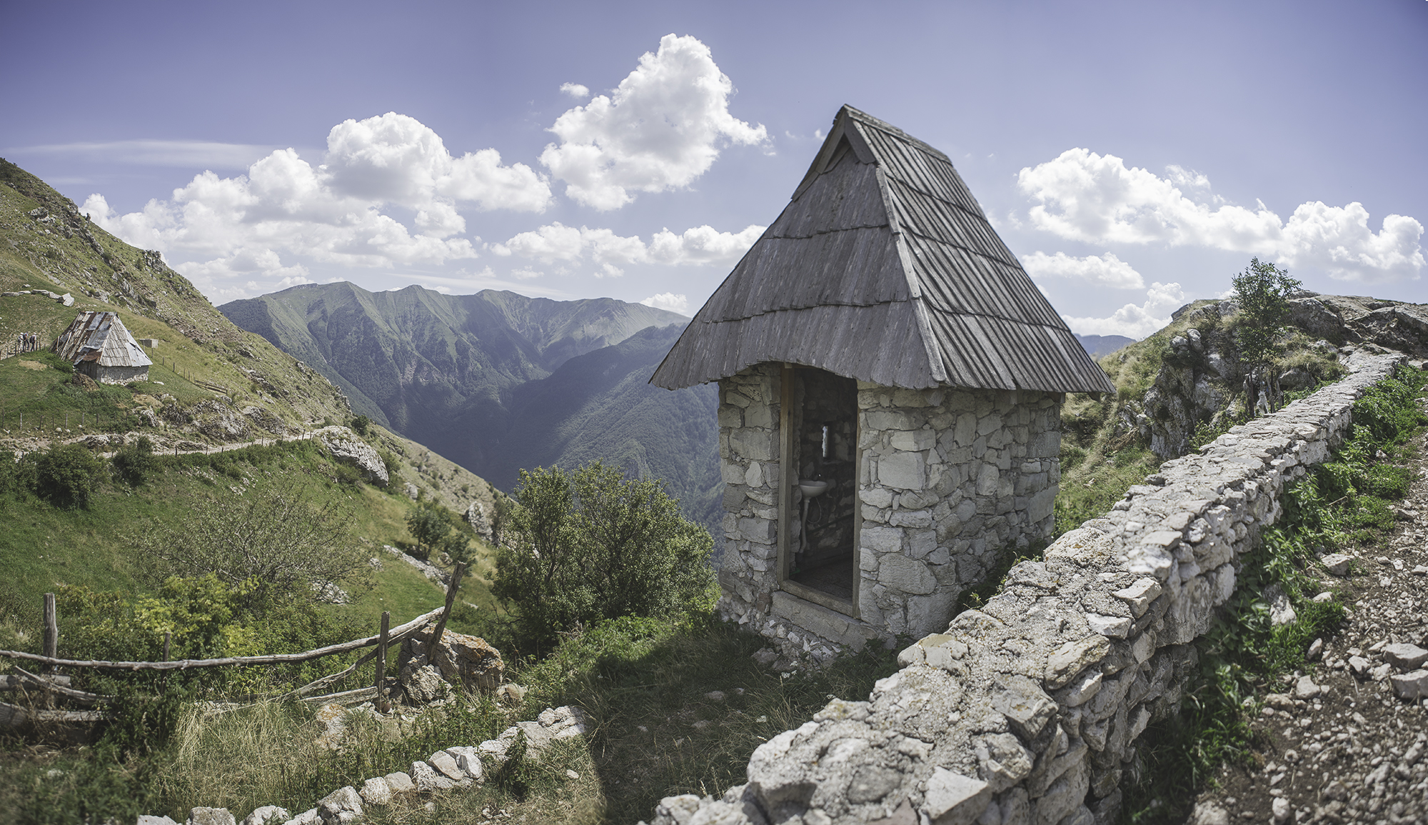 Lukomir, Bosnia's most isolated mountain village.
