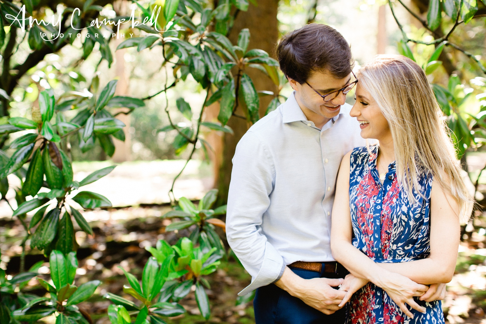 Oxford, MS Wedding - Amy Campbell Photography - Engagement Photos