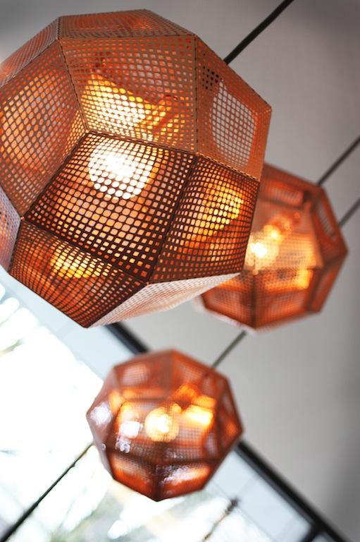 Geometric Pendant Lighting